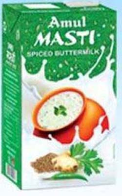 AMUL MASTI SPICED BUTTER MILK 1L
