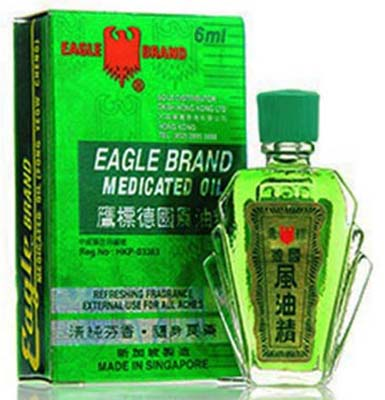 EAGLE MEDICATED OIL 6ML