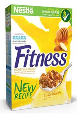 FITNESS HONEY & ALMOND