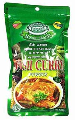 HB SPICE MIX FISH CURRY 100G