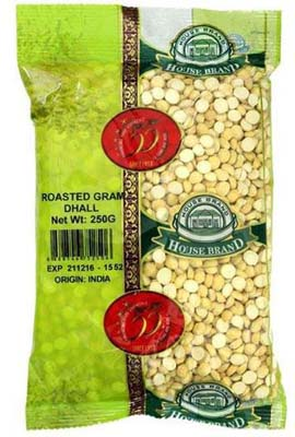 HOUSE BRAND ROASTED GRAM DHALL 250G