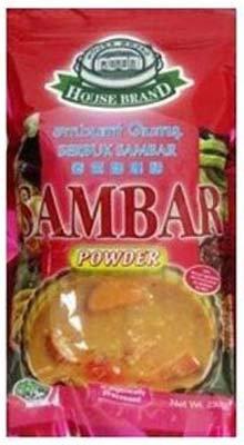HOUSE BRAND SAMBAR POWDER 125G