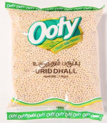 Ooty URID DHALL 500G